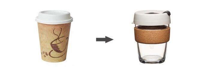 Kelímek na kafe